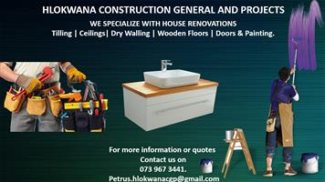 HLOKWANA CONSTRUCTION GENERAL AND PROJECTS