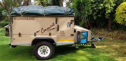 Conqueror Conquest 2006 in pristine condition