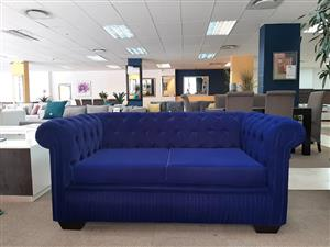 Chesterfield 2 seater couch
