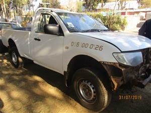 MITSUBISHI TRITON STRIPPING FOR SPARES