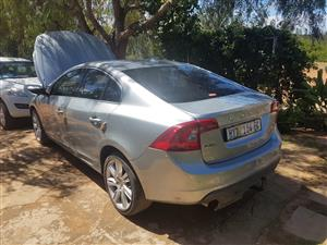 Wanted 2011 S60 parts