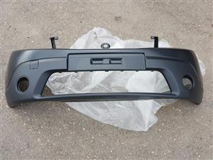 RENAULT SANDERO STEPWAY  2012 /14  BRAND NEW FRONT BUMPERS FORSALE PRICE R1600