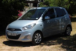 Hyundai i10 1.25 Fluid