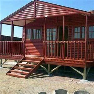 We specialise in manufacturing LOG HOMES
