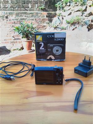 Camera for sale or swap