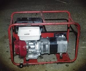 6 KVA Honda GX 390 petrol Generator