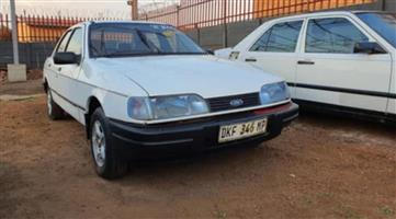 1986 Ford Sapphire