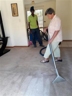Carpet & Upholstery Cleaning.