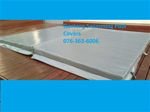 PVC COVERS YOUR POOL!