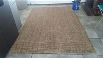 Large beige carpet for sale