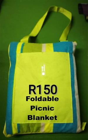 Foldable picnic blanket for sale