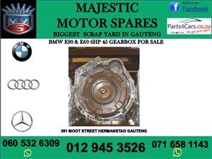 Bmw E90 & E60 6HP46 gearbox for sale