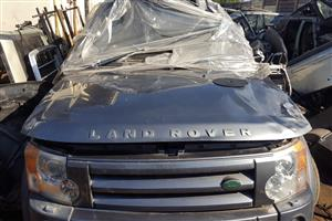 Land Rover Discovery 3 - Stripping for Spares   AUTO EZI