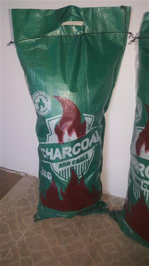 3kg Charcoal with firelighter R20.00