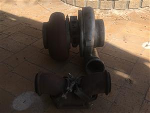 Turbo for sale Commercial vehicles