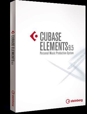 Steinberg Cubase Elements v9.5.40