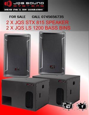 JQS SOUND SYSTEM FOR SALE