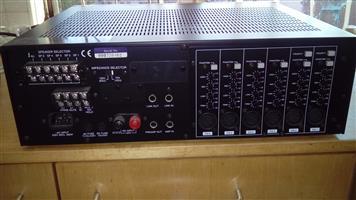 InterM PAM-120 Public Address Amp for Sale