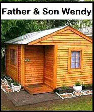 Father and Son Wendys for better prices