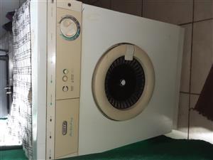 Washing masjien and tumble dryer