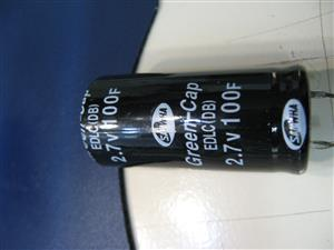 Super Capacitor 2.7V 100F