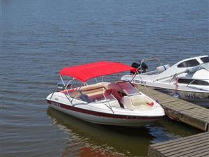 Fazer Speedboat