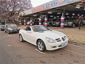 2005 Mercedes Benz SLK 200 Kompressor