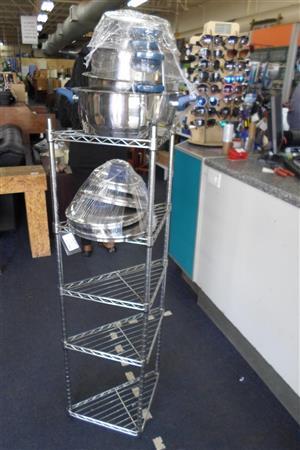 Le Morgan Cookware Set + Pot Stand - C033045923-1