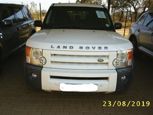 2009 Land Rover Discovery 3 TDV6 SE