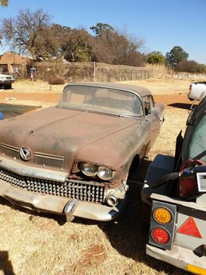 1958 Buick special Coupe for restoration
