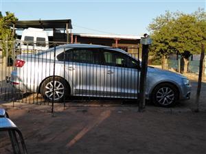 2012 VW Jetta 1.6TDI Comfortline