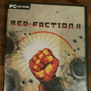 BRAND NEW PC GAME RED FACTION 2 FOR CHEAP QUICK SALE