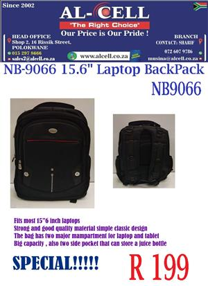 NB-9066 15.6″ Laptop BackPack