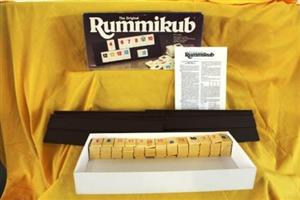 Game - Rummikub / Original Game. (Game Complete)