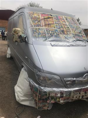 Automotive Repairs 0634344678 Car Panel Beater workshop in Johannesburg