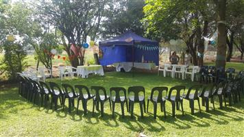 Children birthday parties, weddinggs or for hiring catering equipment venue.  Affordable prices packages. Contact us for quotes that will knock