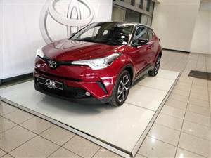 2019 Toyota C-HR 1.2T LUXURY CVT