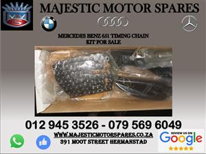 Mercedes benz m651 timing chain kit for sale