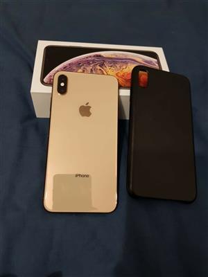 Apple iPhone XS Max 256 GB Gold (Unlocked)
