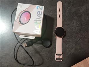 Samsung Active 2 Bluetooth watch