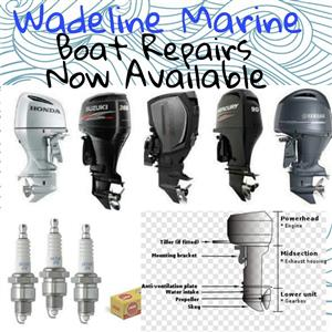 WADELINE SERVICE DEPARTMENT RUNNING A WINTER SPECIAL ON ALL SERVICES ON MOTORS