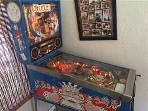 Jokerz Pinball Machine for Sale
