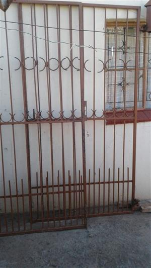 Gate and Fence for sale
