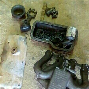 BMW e30 m10 318i various engine parts for sale