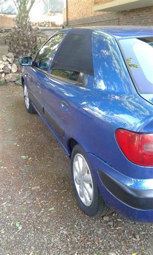 2002 Citroen Xsara