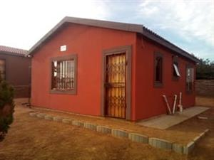 2BEDROOM HOUSE IN SLOVO, MABOPANE
