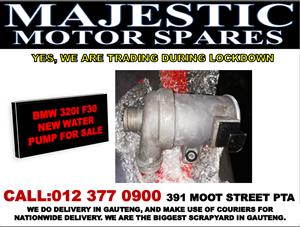 Bmw F30 320i new water pump for sale