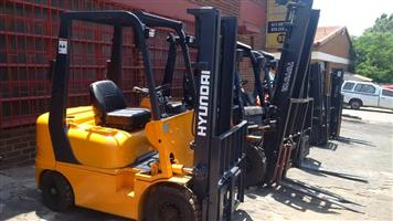 Second Hand & Refurbished Forklifts For Sale
