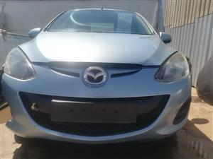 2011 Mazda 2 Mazda hatch 1.3 Active