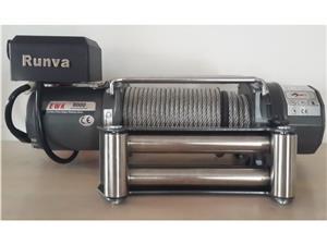 RUNVA K8000S 12V ELECTRIC CABLE WINCH